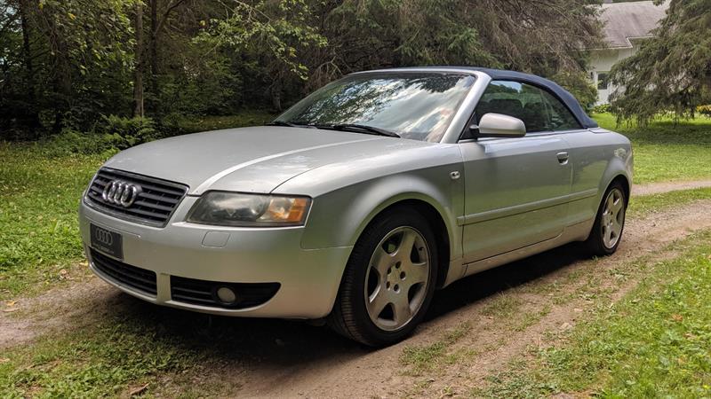 Audi A4 2005 décapotable #A5666