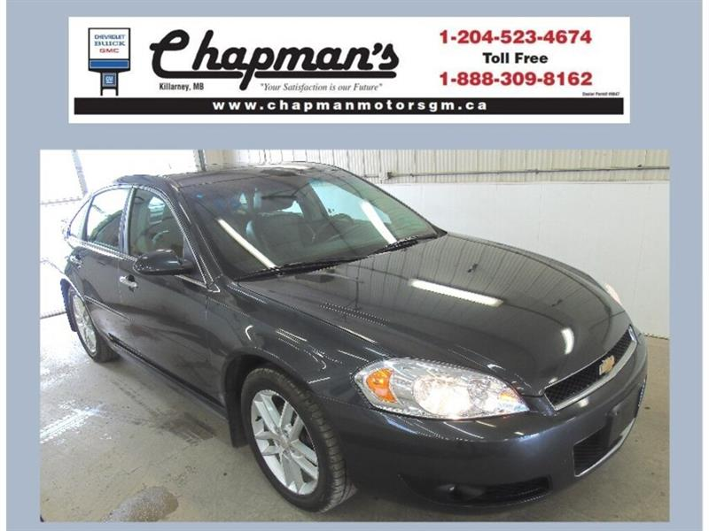 2013 Chevrolet Impala LTZ, Sunroof, Leather Seating, Bluetooth #19-140A