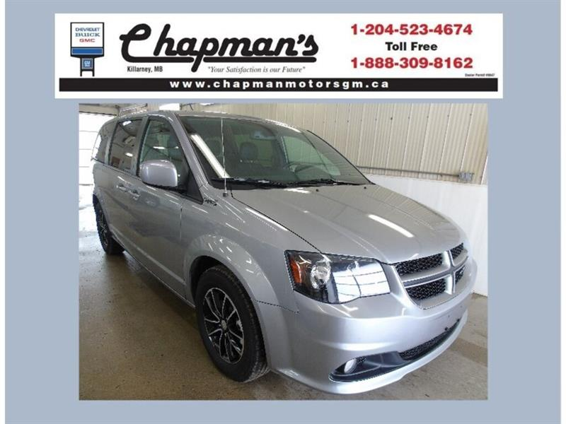 2019 Dodge Grand Caravan GT, Leather, Power Liftgate, Power 2nd Row Doors #K-027A