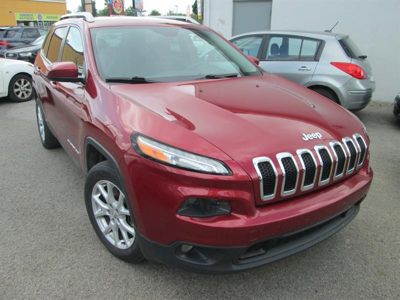 Jeep Cherokee 2014 North #9-0810