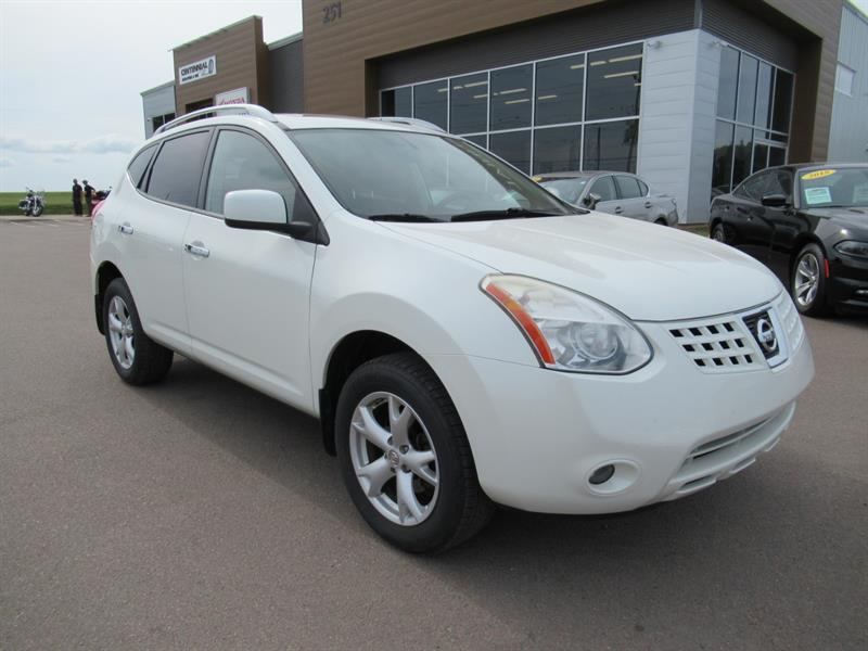 2010 Nissan Rogue AWD 4dr #U889
