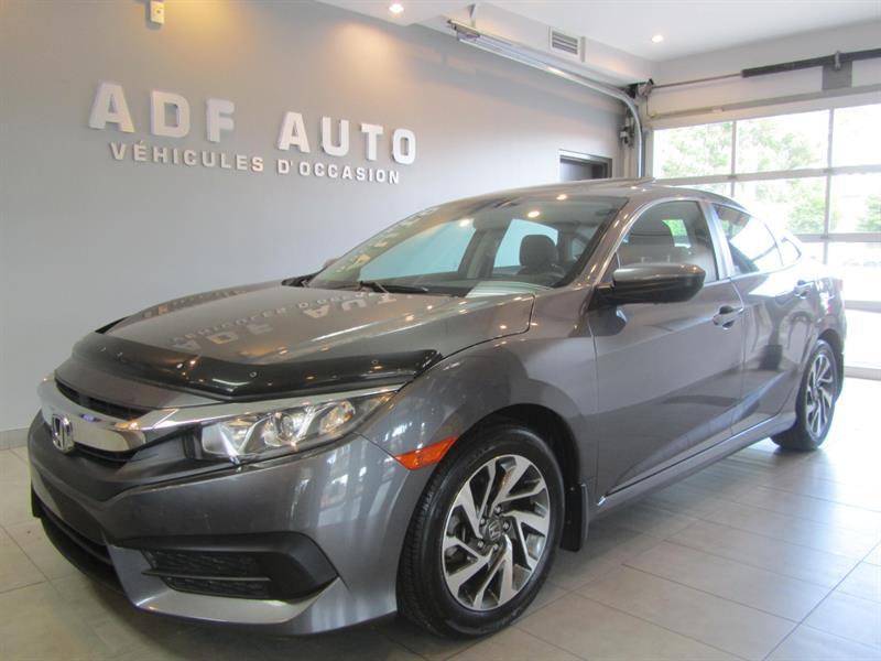 Honda Civic Sedan 2016 EX TOIT OUVRANT CAMERA DE RECUL #4497