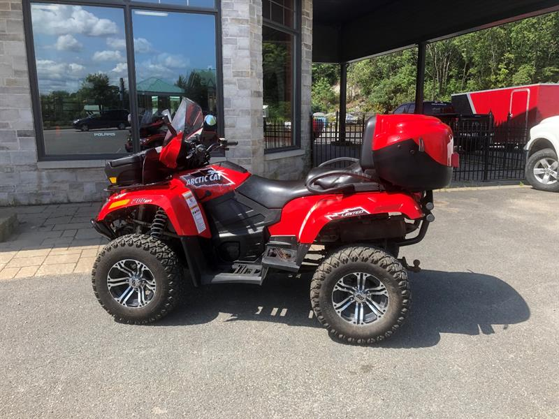 Arctic Cat TRV 700 2015