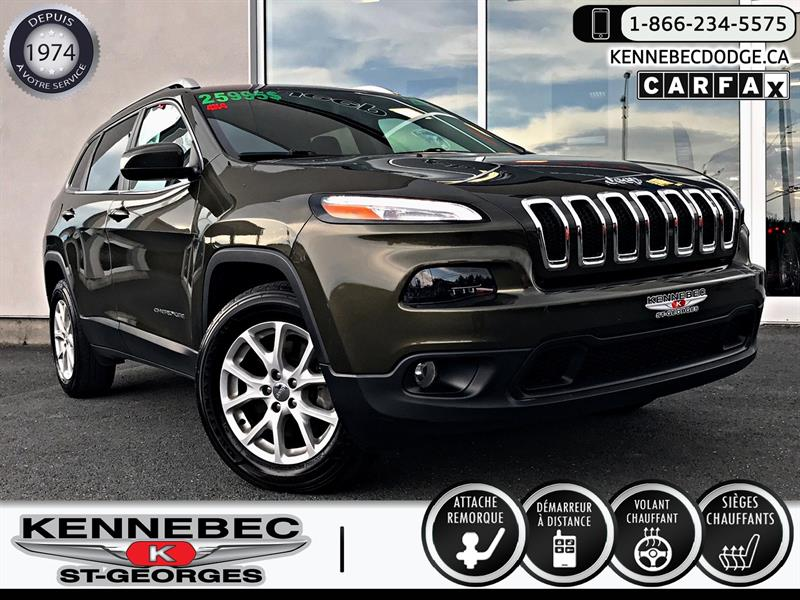 Jeep Cherokee 2016 4WD 4dr North #05132a