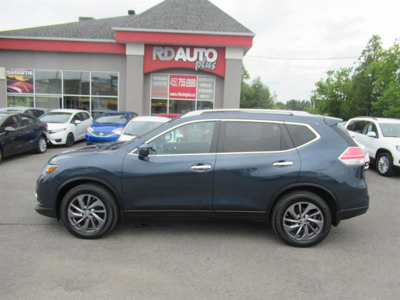 Nissan Rogue 2016 AWD 4dr #10632