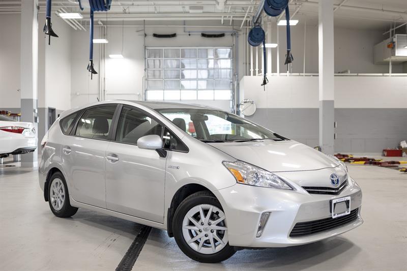 2012 Toyota Prius V Hybrid #PC19800A