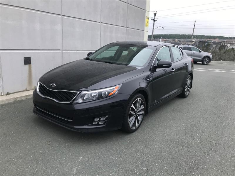 2014 Kia Optima SX #M19259