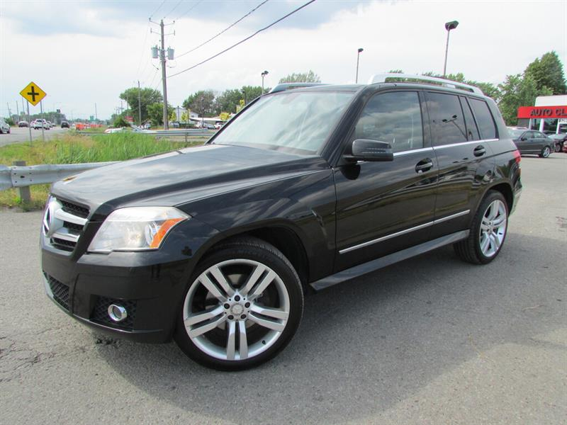 Mercedes-Benz GLK-Class 2010 4MATIC GLK350 BLUETOOTH TOIT PANO!!! #4687