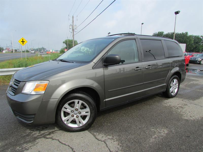 2010 Dodge Grand Caravan SE 7 PASSAGERS A/C CRUISE!!! #4686