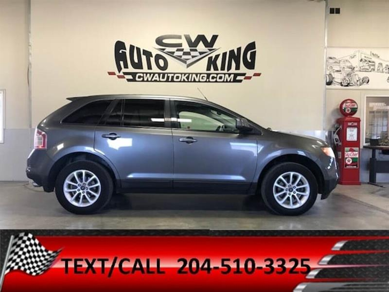 2010 Ford EDGE SEL/AWD/Heated Seating/Remote Start/Financing #20042455T