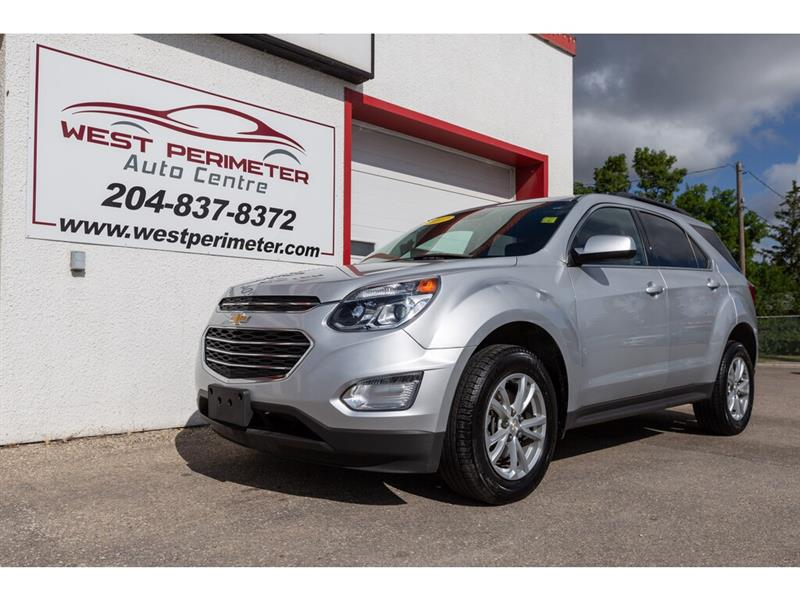 2017 Chevrolet Equinox LT *AWD* B/up Cam *Htd Seats*Bluetooth* #5601