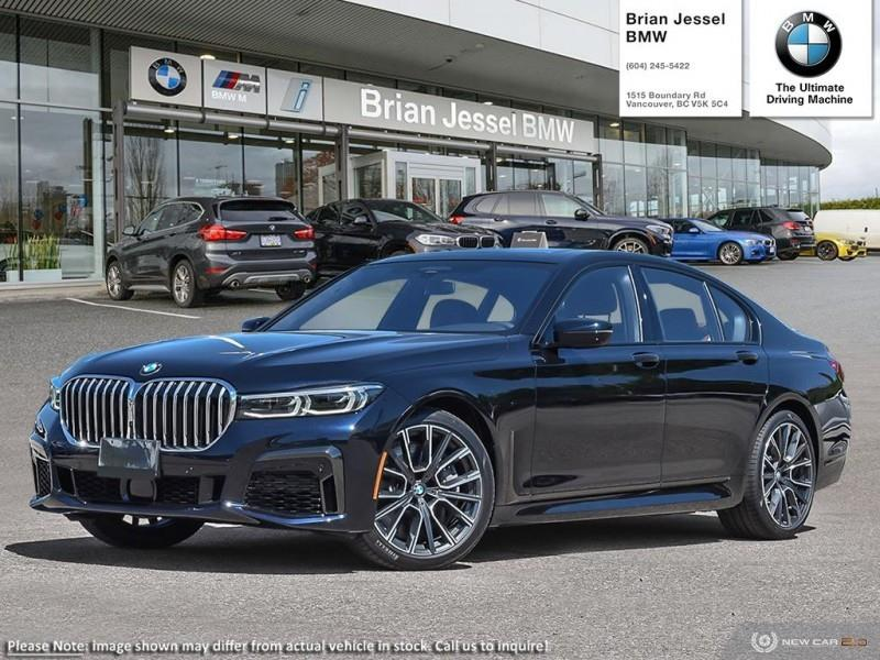 2020 BMW 7 Series 750i xDrive Sedan #M0050