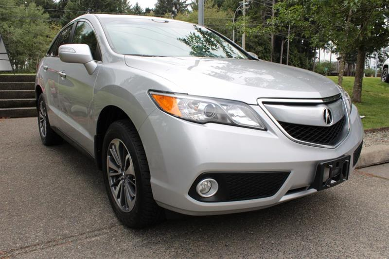 2014 Acura RDX AWD 4dr Tech Pkg #12279A (KEY 51)