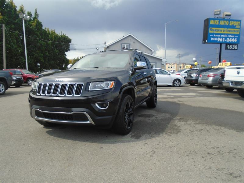 Jeep Grand Cherokee 2014 4WD 4dr Limited