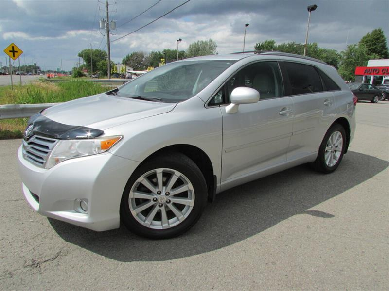 Toyota Venza 2009 V6 AWD A/C CRUISE MAGS!!! #4621