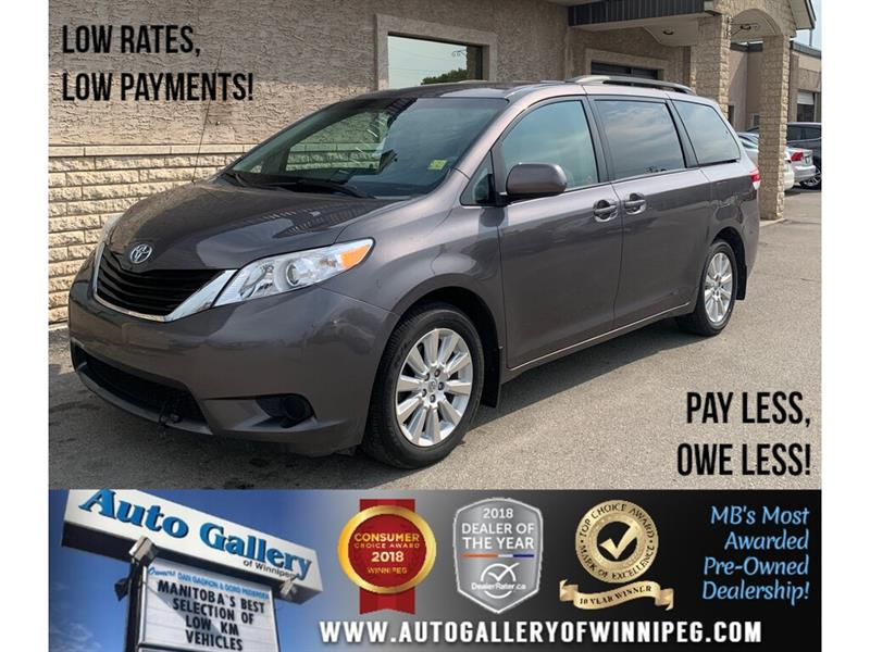 2013 Toyota Sienna LE *AWD/Backup Cam/7 Passengers #24052