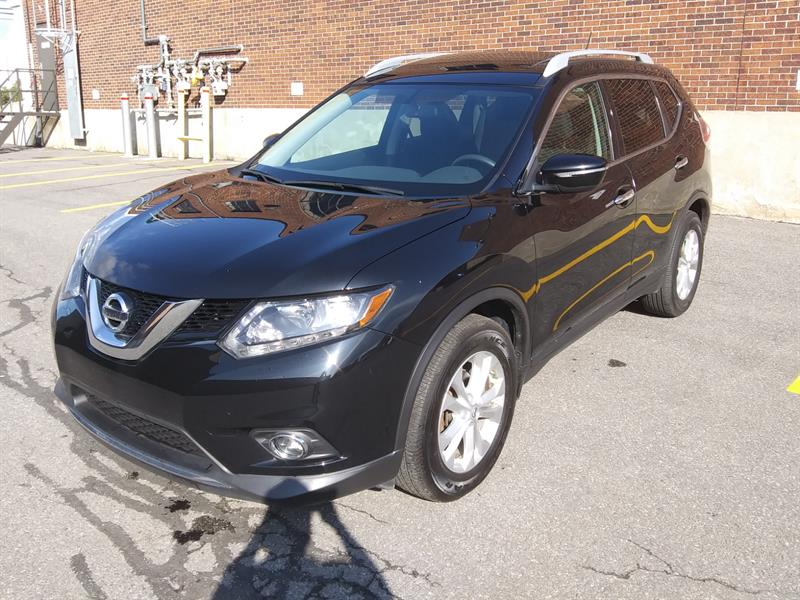 Nissan Rogue 2015 SV *CAM - TOIT - Bluetooth - Cruise - MAGS* #583