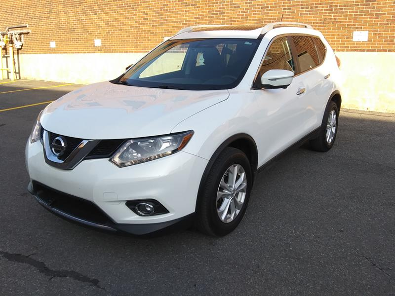 Nissan Rogue 2014 SV TECH AWD *7PASS - GPS - CAM 360*  #584
