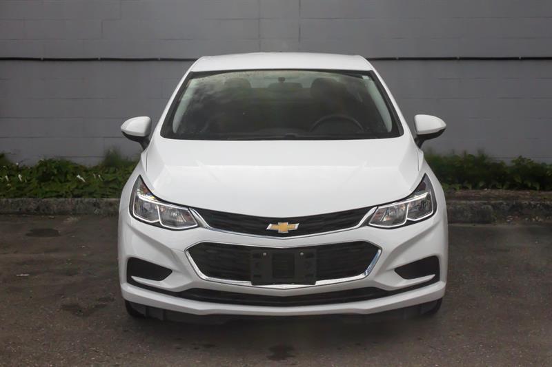 2018 Chevrolet Cruze 4dr Sdn 1.4L L w-1SM