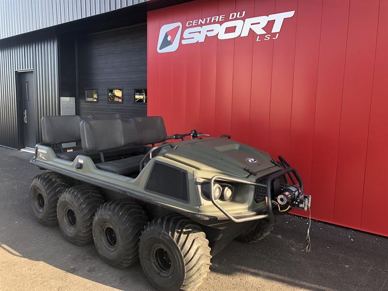 Argo AURORA SX 800 2019