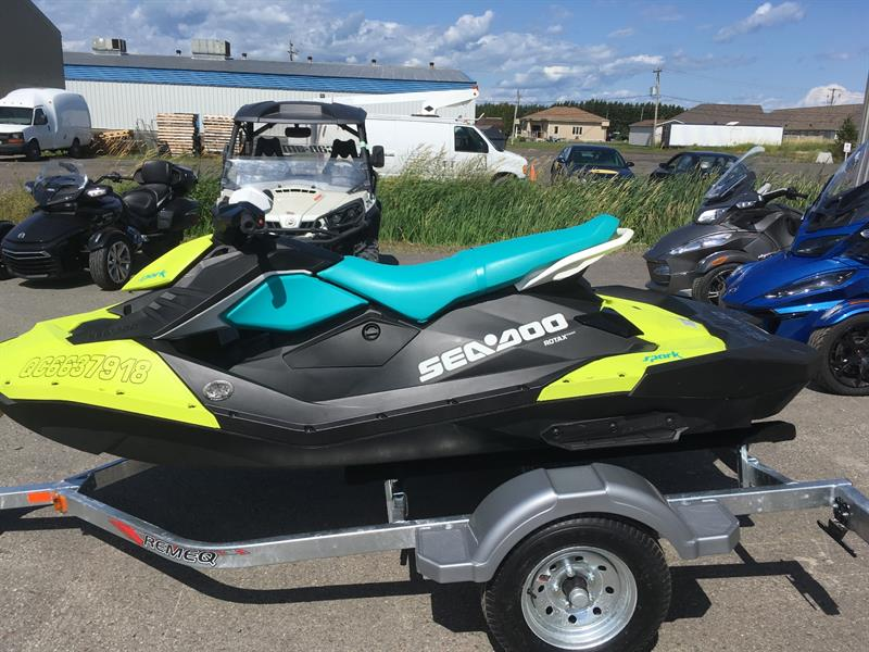 Sea-doo SPARK 900 HO 2018 BASE #34202RDL