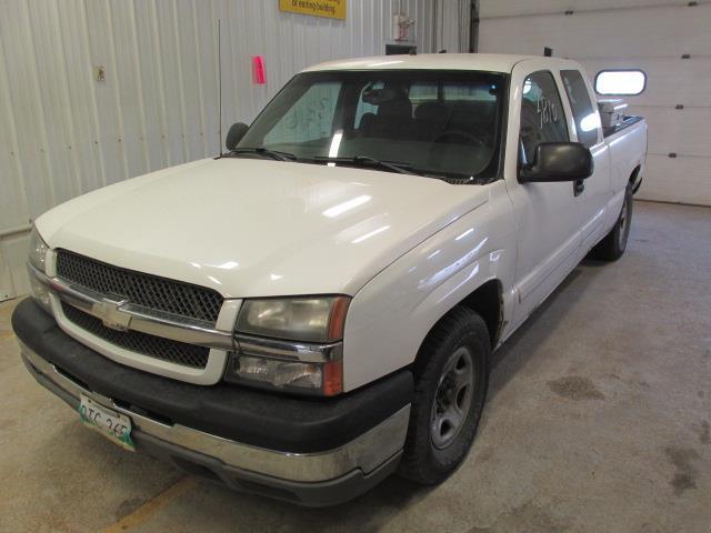 2003 Chevrolet Silverado 1500 Ext Cab WB #1145-1-27