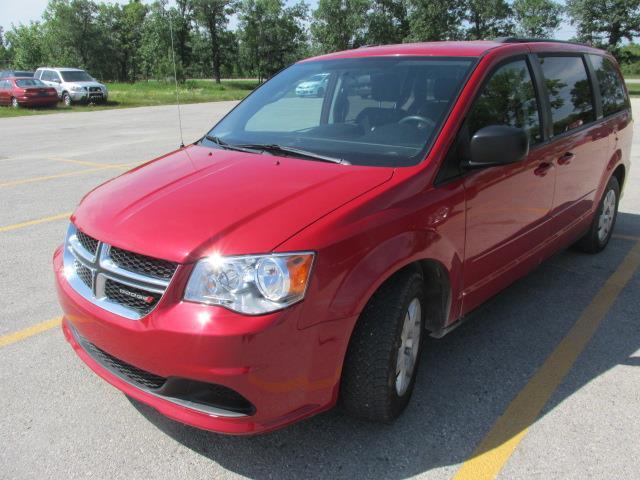 2013 Dodge Grand Caravan 4dr Wgn #1145-1-39
