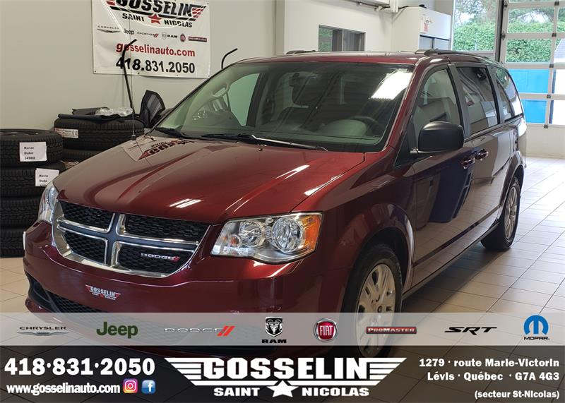 Dodge Grand Caravan 2017 4dr Wgn SXT #D4305