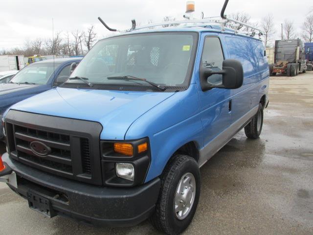 2010 Ford Econoline Cargo Van E-250 #1145-1-75