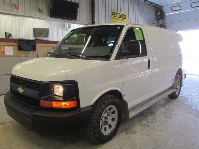 2012 Chevrolet Express Cargo Van AWD 1500 135 #1145-2-76