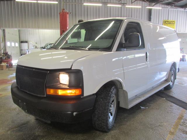 2013 Chevrolet Express Cargo Van AWD 1500 135 #1145-2-80