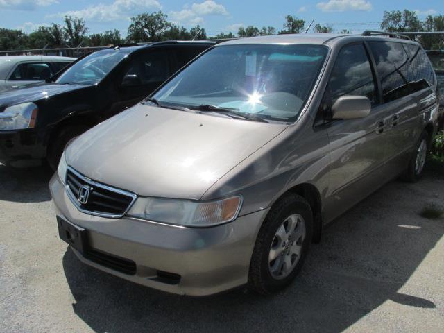 2004 Honda Odyssey 5dr EX #1145-3-11