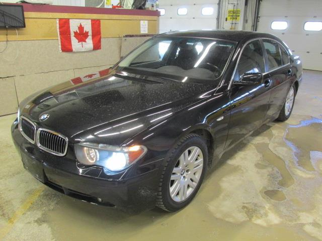 2002 BMW 7 Series 745i 4dr Sdn #1146-3-7