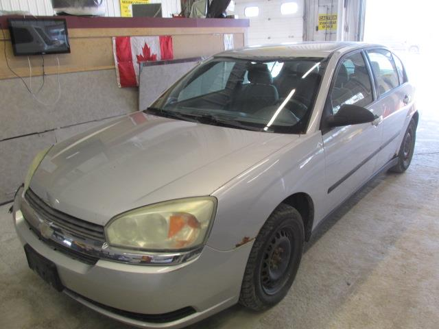 2005 Chevrolet Malibu 4dr Sdn #1146-3-11