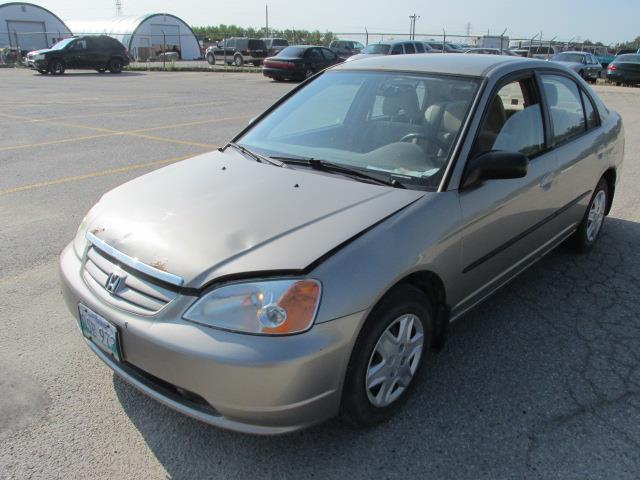 2003 Honda Civic Sdn 4dr Sdn DX-G Auto #1146-3-21
