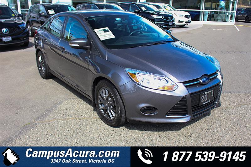 2014 Ford Focus 4dr Sdn SE #19-6225A