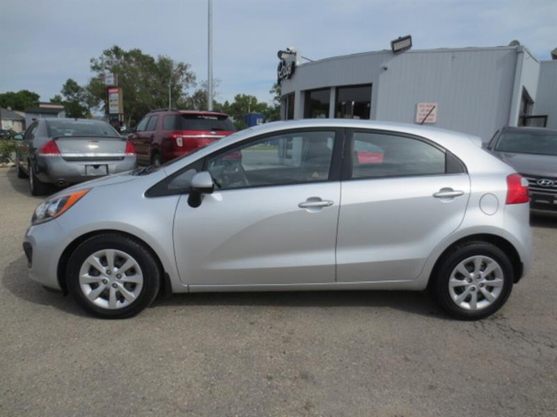 2015 Kia Rio 5dr Hatchback Auto LX+ BLUETOOTH/Remote start #4151