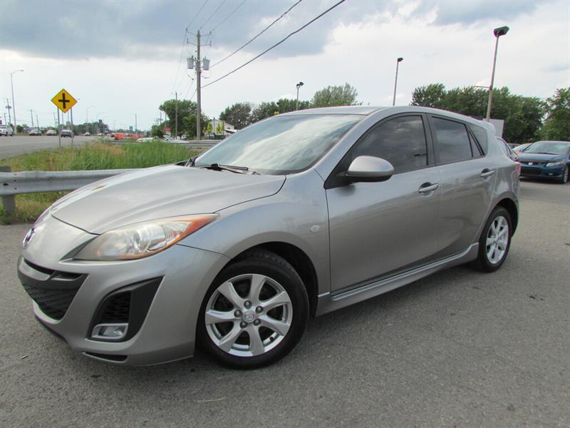 Mazda Mazda3 2010 Sport GS A/C CRUISE BLUETOOTH!!! #4689