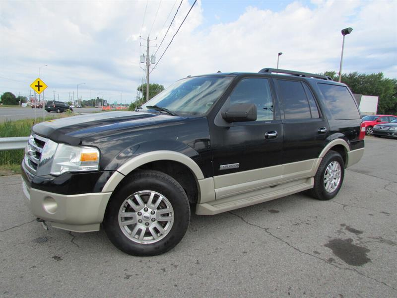 Ford Expedition 2007 4WD Eddie Bauer 8 PASS. A/C CRUISE!! #4696