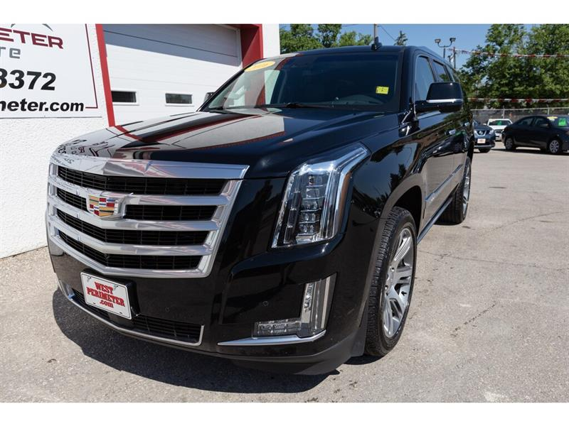 2016 Cadillac Escalade Premium Collection #LSE388