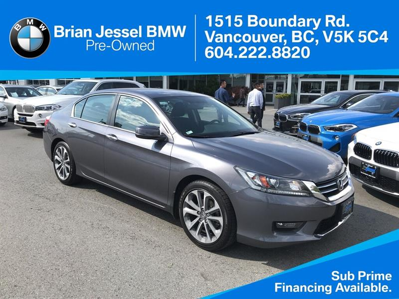 2014 Honda Accord #BP797310