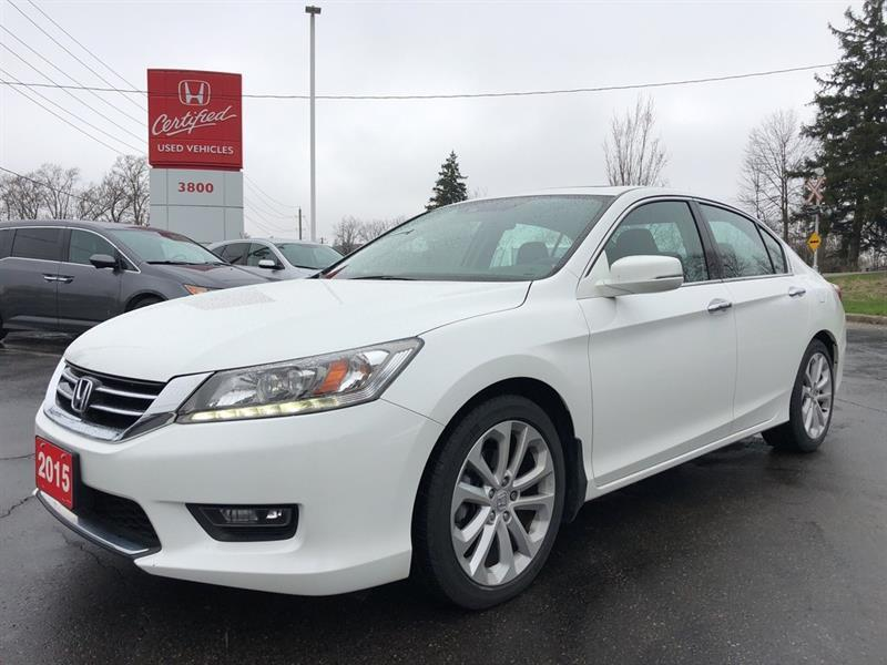2015 Honda Accord Touring #23576A