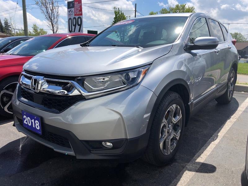 2018 Honda CR-V EX #22057