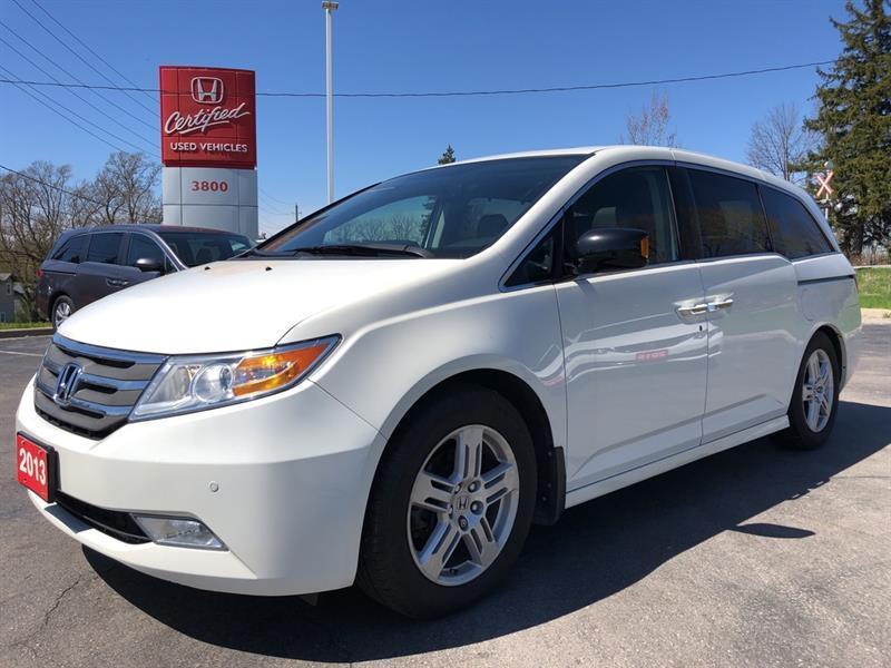 2013 Honda Odyssey Touring #23463A