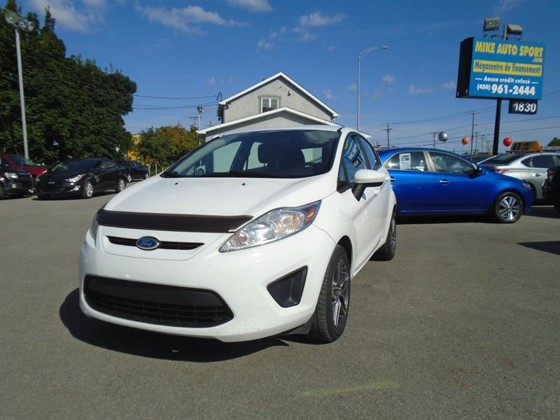 Ford Fiesta 2012 5dr HB S