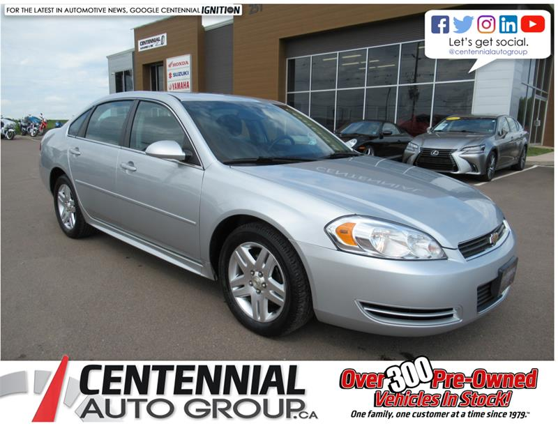 2011 Chevrolet Impala LT #U903