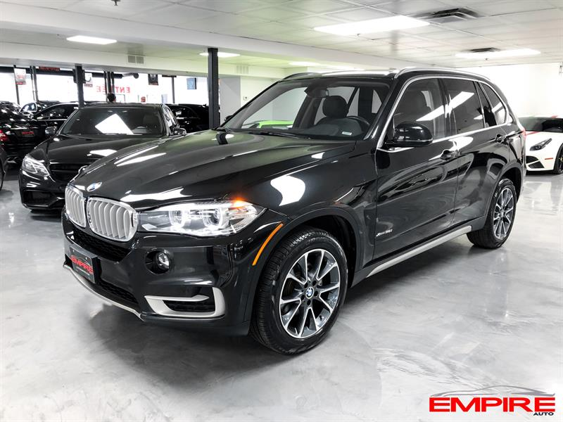 BMW X5 2018 XDRIVE 35I TOIT PANORAMIQUE  #A7252