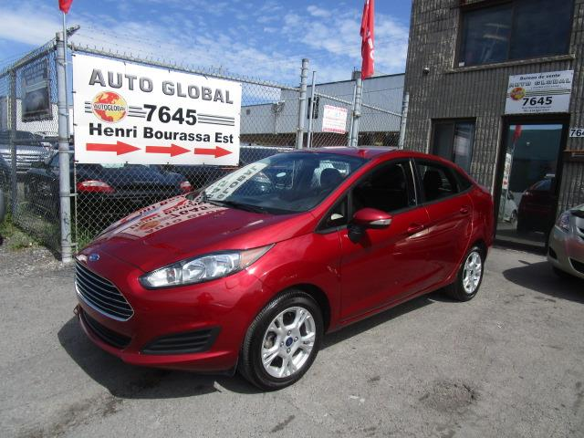Ford Fiesta 2014 SE Mags Air Climatisée BAS MILLAGE #19-1240