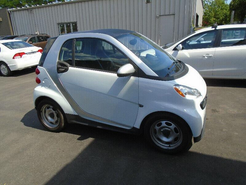 Smart fortwo 2013 2dr Cpe #3811345