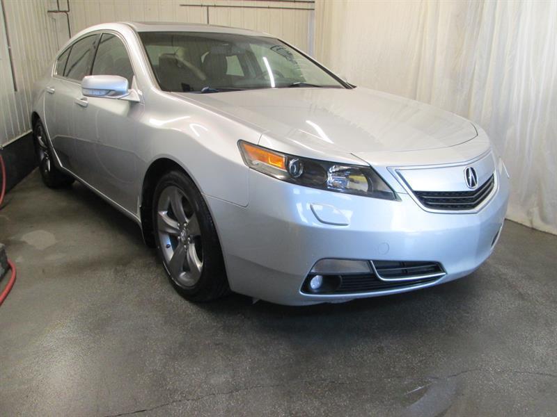 2012 Acura TL SH-AWD #10-0709